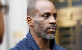 DMX arraigned