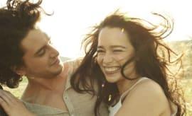 Kit Harington and Emilia Clarke for Rolling Stone