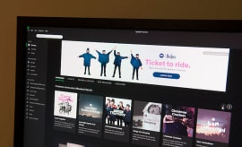 Beatles Spotify
