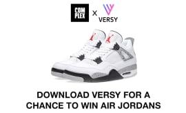 Promo Post Versy Air Jordans