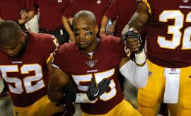 Chris Carter, Redskins