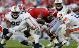 Alabama Crimson Tide and Auburn Tigers