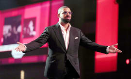 Drake at AMAs