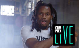 Complex Live Denzel Curry