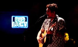 John Mayer Bud Light Dive Bar Tour 2017