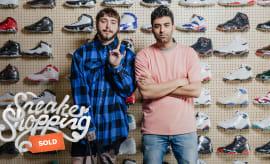 Post Malone Sneaker Shopping