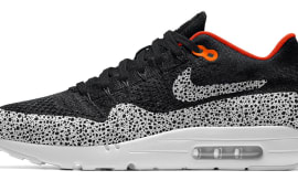 Nike iD Air Max 1 Ultra Flyknit Safari