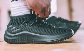 new arrival 4eee3 2cfd1 Adidas Dame 4 Dame Time Release Date BW1518 Profile