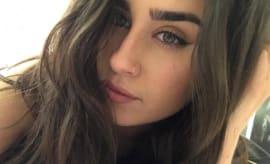 Lauren Jauregui of Fifth Harmony posts a photo of herself on Instagram.
