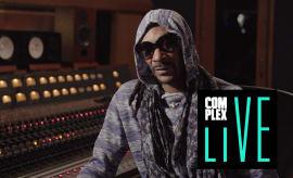 Snoop Dogg Complex Live