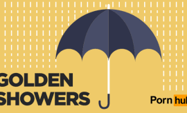 "PornHub ""Golden Showers"" Searches"