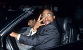 2Pac and Snoop Dogg, 23rd Annual American Music Awards