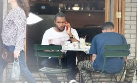 Frank Ocean in Manhattan on June 22, 2017