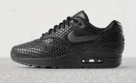 Anaconda Nike Air Max 1 Black