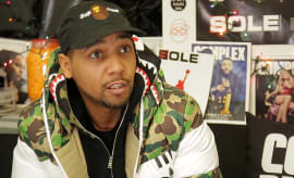Juelz Santana talks Dipset Supreme T-Shirt