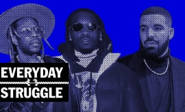 2 Chainz 'Rap or Go to the League,' Drake Label Status, Pac Fight Leads to Jail | Everyday Struggle