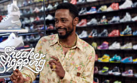 Lakeith Stanfield Goes Sneaker Shopping With Complex | Sneaker Shopping