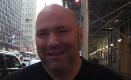 Dana White talks Floyd Mayweather/Conor McGregor