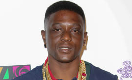Boosie Badazz attends the Atlantic Records 2015 BET Awards after party