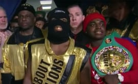 kodak black boxing