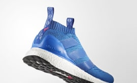 Adidas Ace 16 Pure Control Ultra Boost BY9090 Blue Pink Side