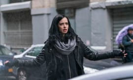 Krysten Ritter is Jessica Jones in 'Marvel's The Defenders'