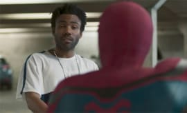 Donald Glover in 'Spider-Man: Homecoming'