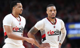 damian lillard and mccollum