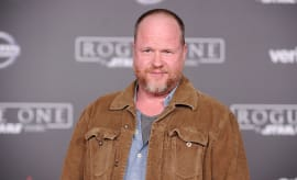 Joss Whedon at Premiere Of Walt Disney Pictures And Lucasfilm's 'Rogue One: A Star Wars Story'