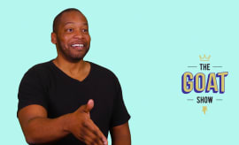 Comedian Al Jackson on The GOAT Show