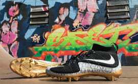 Marshawn Lynch Hyphy Cleats (1)