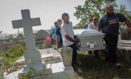 Wilfredo Torres Rivera funeral
