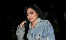 Kylie Jenner is seen on February 12, 2017