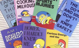 real-life-simpsons-books