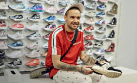 Liam Payne Goes Sneaker Shopping With Complex | Sneaker Shopping