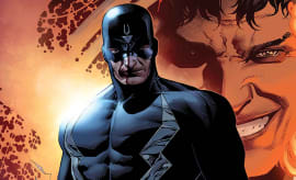 """Mavel's The Inhumans"""