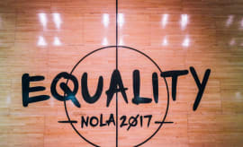 Nike Basketball All-Star Pop-Up 2017