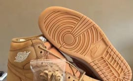 Wheat Air Jordan 1