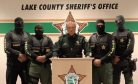 Lake County Sheriff Department in Florida posts video threatening heroin users and dealers.