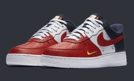 Nike Air Force 1 Low Mini Swoosh USA Release Date Main 823511-601