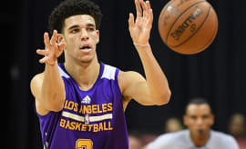 lonzo ball summer league