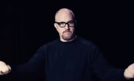 This is a photo of Louis CK.