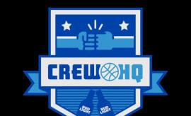 Bud Light Crew HQ Crest