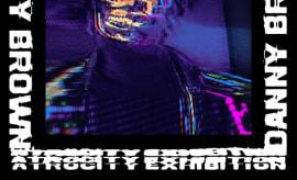 Danny Brown 'Atrocity Exhibition' album cover.