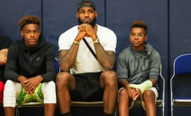 lebron james jr complex