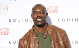 This is a photo of Terrell Owens.