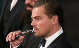 Leonardo DiCaprio at the 2016 SAG Awards