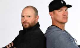 Ryen Russillo and Danny Kanell.