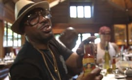 N.O.R.E. Gets Nasty in Napa Valley with E-40 and Eats at Oprah's Favorite Breakfast Spot