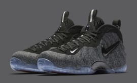 Nike Air Foamposite Pro Fleece Release Date Main 624041-007